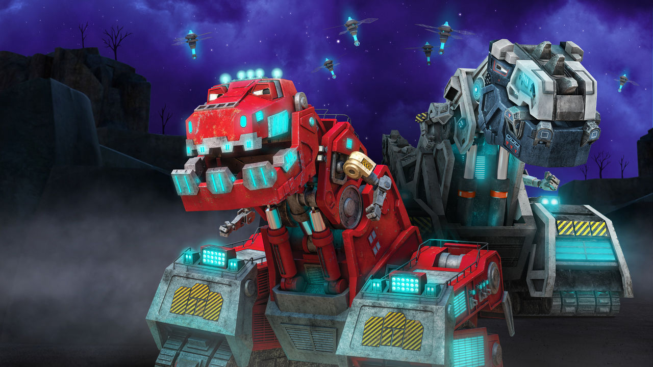 Dinotrux Supercharged | Netflix Official Site